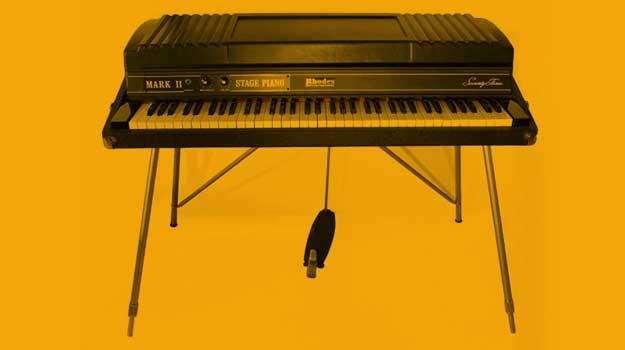 Piano Fender Rhodes Seventy Three MARK II