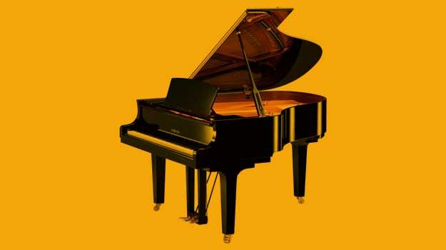 Pianoforte Yamaha C3 serie L anno 2008 matricola n.6.209.147 - Nuccia - Studio di Registrazione