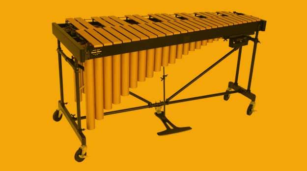 Vibrafono Yamaha mod. YV2700G n. serie 4242