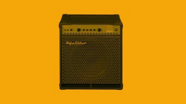 Amplificatore Hughes & Kettner Basskick 515