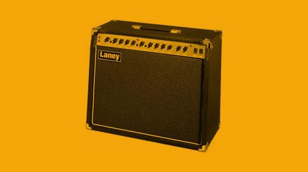 Amplificatore Laney