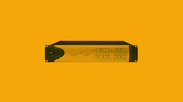 DIGIDESIGN 192 – 16 in / 16 out