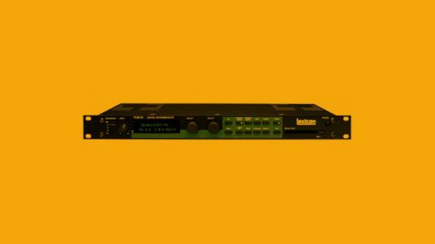 LEXICON PCM 91 digital reverb