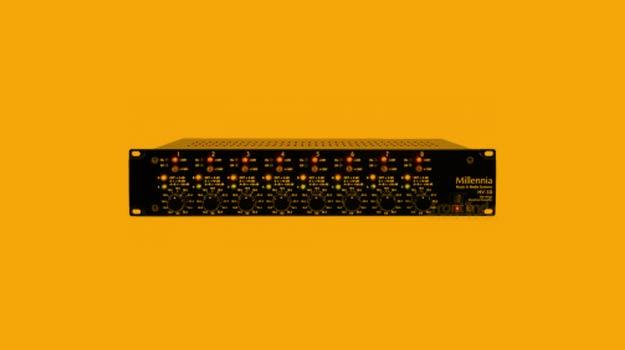 MILLENNIA MEDIA HV3D pre-amp 8 ch