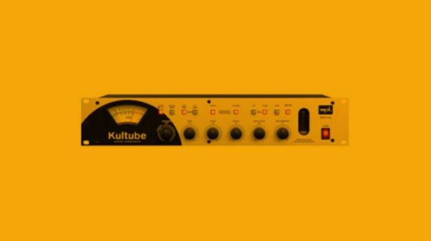 SPL Kultube stereo compressor