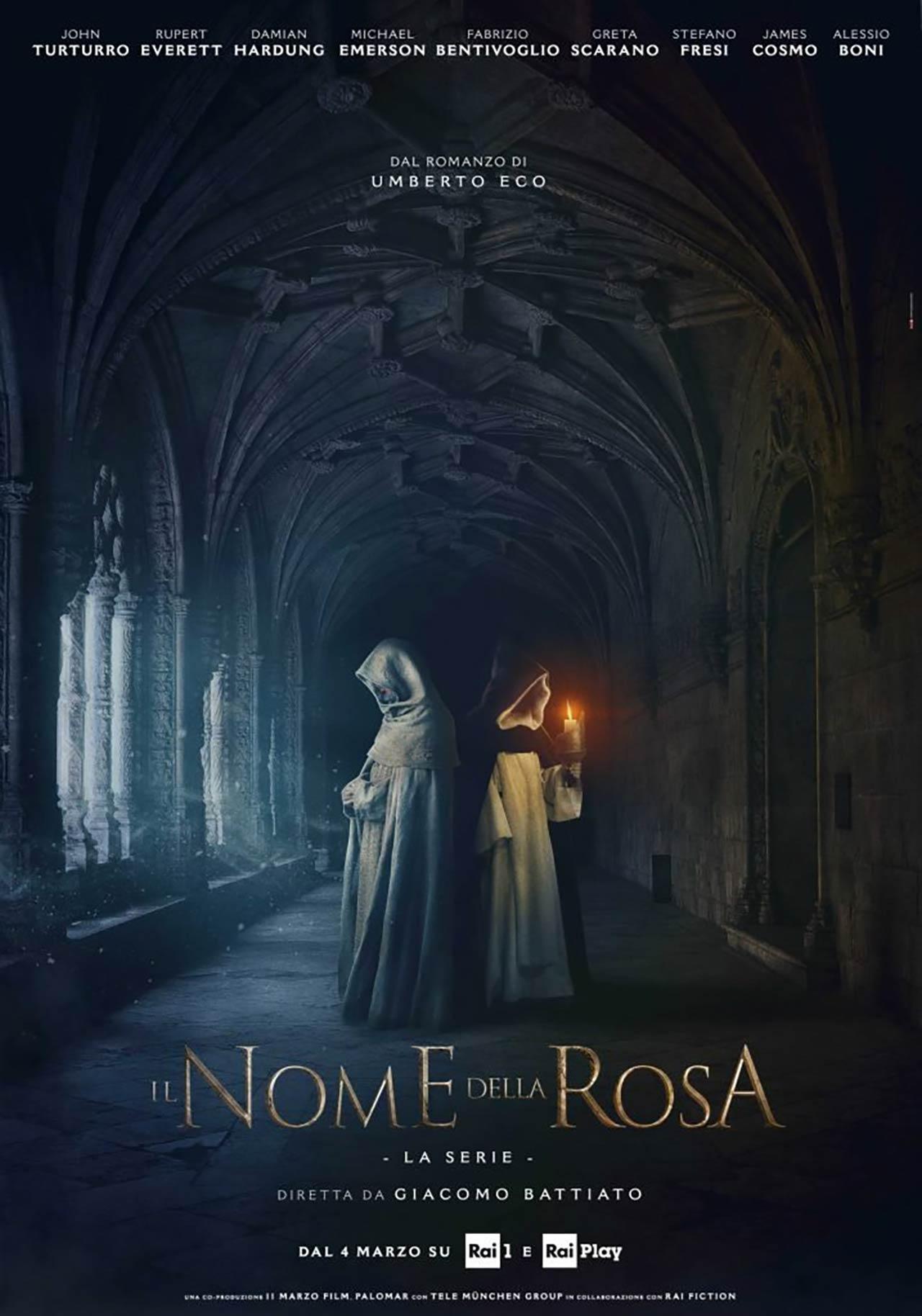 Il nome della rosa - miniserie