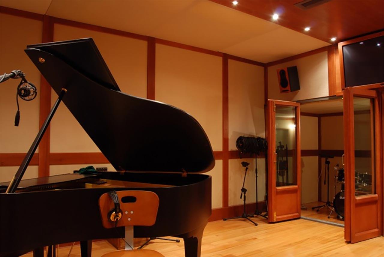 01 - RECOVERY ROOM - Recording room - Nuccia Studio - Roma - Prati