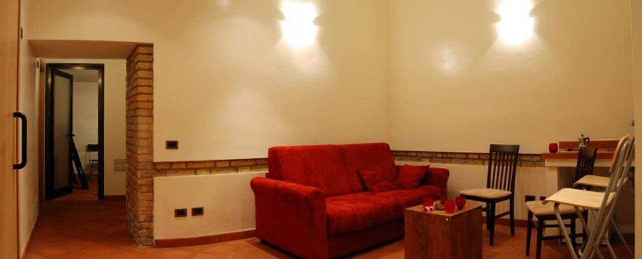05 - LOUNGE AREA - Brass recording - Recording room - Nuccia Studio - Roma - Prati